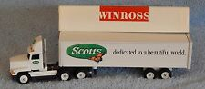 "Winross 1/64 Scale Diecast Scotts Company ""dedicated to a beautiful world"" Truck"