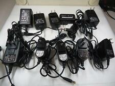 12 Volt Switching Adapter Power Supply Assorted Lot of 10