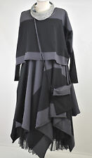STUNNING BORIS INDUSTRIES LAGENLOOK PARACHUTE DRESS/JACKET/BAG SET SZ M/L