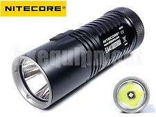 NiteCore EA41 2015 Pioneer CREE XM-L2 NW Neutral White 4x AA LED Flashlight