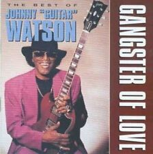 Johnny Guitar Watson Gangster of love-The best of (#ccscd802) [CD]