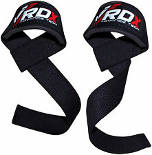 RDX Gym Sangle Musculation Poignet Fitness Support Entraînement Haltérophilie F