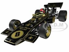 LOTUS 72D #8 EMERSON FITTIPALDI 1972 BRITISH LTD ED TO 1900 1/18 QUARTZO 18280