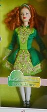 BARBIE IRISH DANCE FESTIVALS OF THE WORLD DOTW  K7920 IRISCHER TANZ NRFB