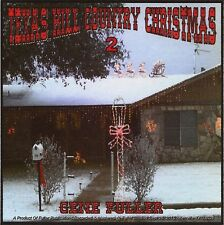 Texas Hill Country Christmas2, CD Album, Guitar Instrumentals by Gene Fuller
