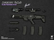 Easy & Simple Agency GRS Action Figure 1/6 26010 BLACK MK16 SCAR RIFLE SET &more