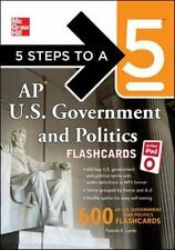 5 Steps to a 5 AP U.S. Government and Politics Flashcards for your iPod with MP3