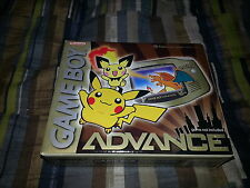 Nintendo Game Boy Advance GBA SP LE Gold Pokemon Center New York New Sealed RARE