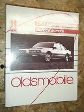 1991 OLDSMOBILE EIGHTY-EIGHT ROYALE ORIGINAL FACTORY SERVICE MANUAL