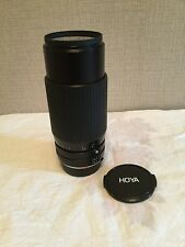 Hoya HMC Zoom & Macro 75-205 mm Camera Lens with cap