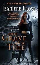 Night Huntress: One Grave at a Time 6 by Jeaniene Frost (2011, Paperback)
