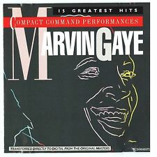 Marvin Gaye - Compact Command Performances:15 Greatest Hits / CD / Motown