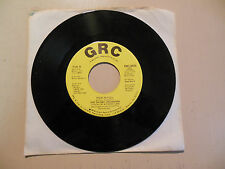 THE GATSBY ORCHESTRA Paid In Full /23 SKIDOO  Merry Go Round  GRC  NEW 45