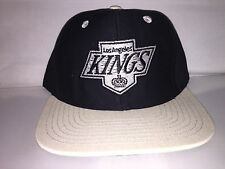 Vtg Los Angeles Kings Snapback hat cap rare NHL HOCKEY NWA ICE CUBE EAZY E DRE