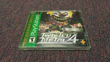 Twisted Metal 4  (Sony PlayStation 1, 1999)