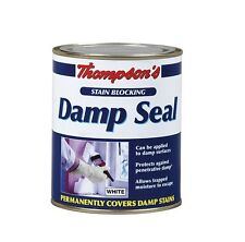 250ml THOMSONS RONSEAL WHITE DAMP SEAL INTERIOR PAINT COVERS BLOCK WATER STAIN