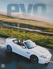 EVO magazine 03/2012 featuring Lamborghini, AMG, Jaguar, Abarth, Mini, Ford
