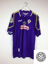 Fiorentina Kanchelskis #17 97/98 home football shirt (l) soccer jersey fila