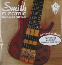 KEN SMITH TCMD-7L TAPER CORE STEEL BASS STRINGS, LIGHT GAUGE 7's - 20-120