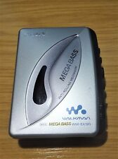 Sony, Walkman WM-EX190 [ Cassette player only ] Serial No: 3091579, Grey