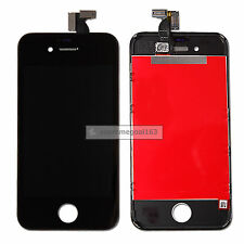 LCD Digitizer Touch Screen Assembly Display for Black iPhone 4S with Tool Kit