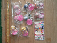 Takara Tomy Shugo Chara petit Deformed mini figure gashapon 8 pcs Amu Hinamori
