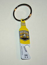 Doc Otis Hard Lemon Malt Beverage Advertising Promo Key Chain Bottle Opener New