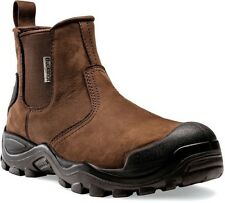 Buckler Buckshot BSH006BR crazy horse safety dealer boot sizes 6/40 to 13/47