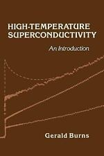 High-Temperature Superconductivity: An Introduction-ExLibrary