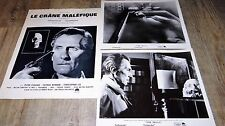 LE CRANE MALEFIQUE The Skull  p cushing photos presse argentique cinema 1965