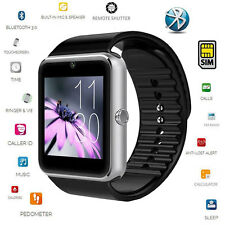 W8 Bluetooth Smart Watch For Android HTC Samsung iPhone iOS with Camera SIM Slot