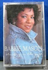 Babbie Mason Standing In The Gap 10 track CASSETTE TAPE NEW!