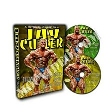 JAY CUTLER NEW IMPROVED AND BEYOND bodybuilding dvd IFBB NPC Arnold Classic win