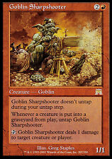 1x Goblin Sharpshooter Onslaught MtG Magic Red Rare 1 x1 Card Cards MP