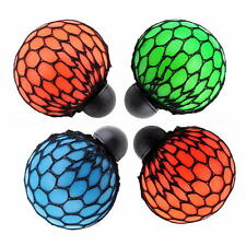 Anti Stress Face Reliever Grape Ball Autism Mood Squeeze Relief ADHD Toy 1PCS