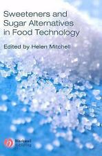 Sweeteners and Sugar Alternatives in Food Technology-ExLibrary