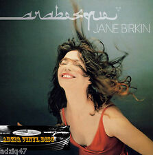 CD JANE BIRKIN ARABESQUE DIGIPACK