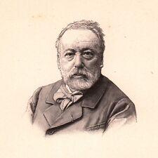 Portrait XIXe Charles Landelle Laval Mayenne Peintre Peinture