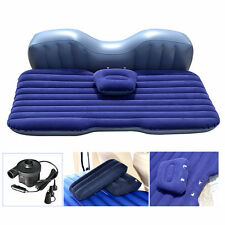 Car Inflatable Airbed Mattress Sleep Seat Rest Bed Outdoor SEX bed+2 pillows USA