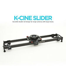 "Konova Slider K Cine 120cm(47.2"") Professional Cinema Camera Film Produce DE"