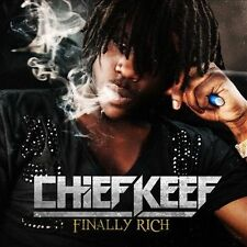 CHIEF KEEF**FINALLY RICH (CLEAN)**CD