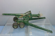 VINTAGE BRITAINS No.xx  155mm  HOWITZER GUN  ( 2nd  ISSUE ) FOR RENOVATION