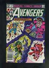 Avengers #235 NM  Copper Age  news stand Marvel Comics CBX38B