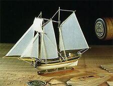 Amati Hannah U.S Schooner in a Bottle (1355) Model Boat Kit