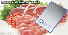 5kg 1g LCD Display Digital Kitchen Scale Electronic Food Diet Postal Weight Tool