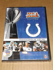 NFL Super Bowl XLI: Indianapolis Colts (DVD, 2007) new & factory sealed