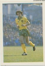N°137 MARTIN O'NEILL # NORWICH.FC PREMIER LEAGUE 1984 PLUBLISHERS STICKER