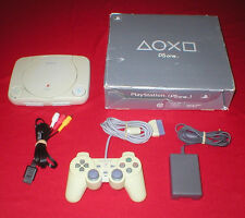 Sony PlayStation 1 PS1 PSone PSX System Boxed TESTED!