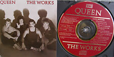 Queen- The Works- EMI CDP 7460162 Made in Japan- No Barcode WIE NEU