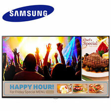 "SAMSUNG SMART Signage TV RM48D 48"" LED Full HD 1920x1080p HDMI Business Monitor"